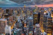 Murales Skyline de nueva york